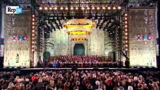 Lang Lang e Bocelli duetto per l
