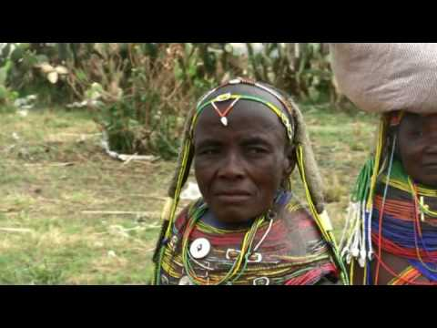 Angola - Muhilla Tribes
