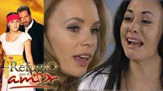 Un refugio para el amor - Capítulo 62: Gala vence a Luciana | Tlnovelas