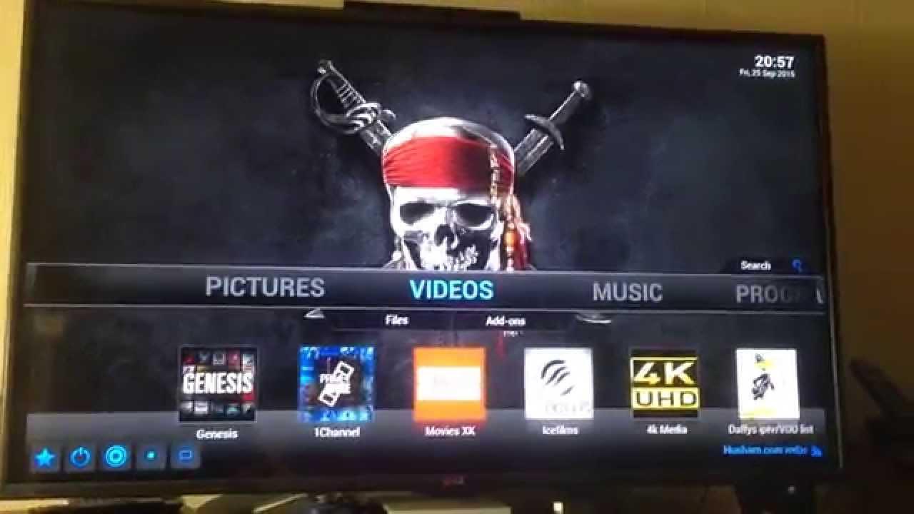Kodi black screen Fix Amazon firestick