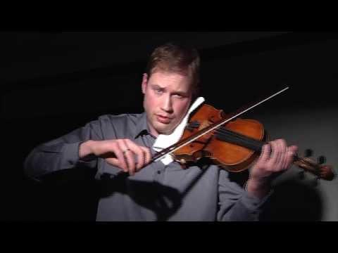 Concertmaster Jonathan Crow's Tips on Barber's Violin Concerto