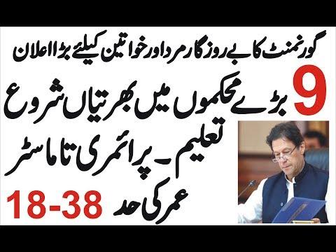 Govt Jobs In Pakistan Latest Job In Pakistan Govt Jobs Pakistan Government Job