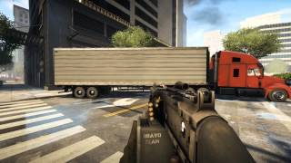 Cкрытое оружие Battlefield Hardline