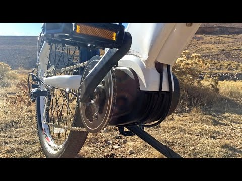 Bafang MAX Drive Review - Integrated Mid-Drive Electric Bike Motor