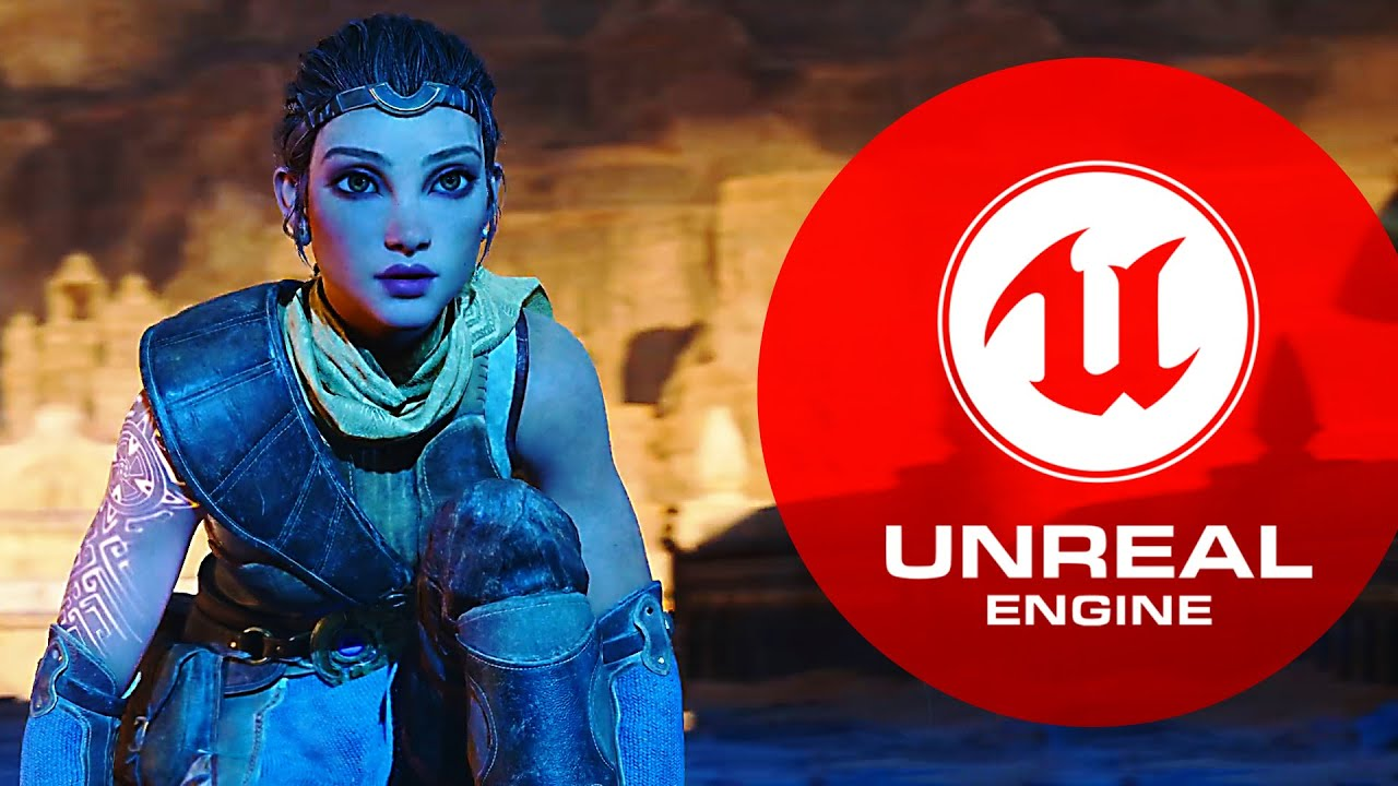 What Unreal Engine 5 REALLY means for PlayStation 5