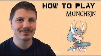How to play Munchkin: Card games