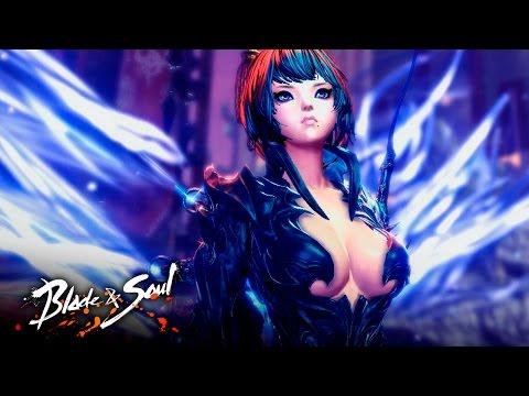 Blade & Soul – lvl 45 Warlock Gameplay – F2P (EU)