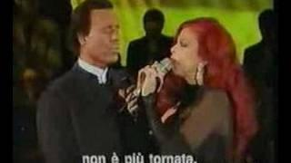 Milva & Julio Iglesias - Caminito (tango)