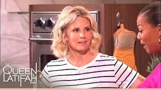 Monica Potter Gets Crafty With Queen Latifah