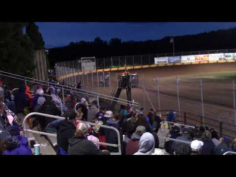 Sunset Speedway - Banks, OR - Micro 600 Open The Dash Race (Victoria Woolf) - Sept. 8, 2018
