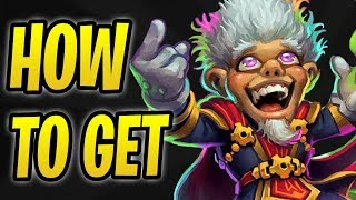 How to Get WHIZBANG THE WONDERFUL in just ONE DAY (New Account) | The Boomsday Project | Hearthstone