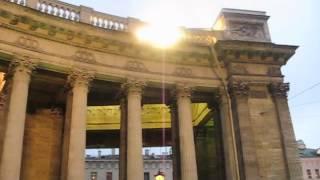 Казанский собор. Санкт-Петербург март 2015 г.(Это видео создано с помощью видеоредактора YouTube (http://www.youtube.com/editor), 2015-03-10T00:25:38.000Z)