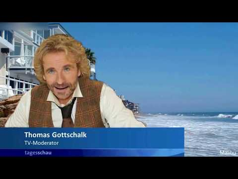 Thomas Gottschalk gratuliert zum Geburtstag