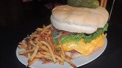 7.5lb Kookamonga Burger Challenge (Man v Food: Memphis)