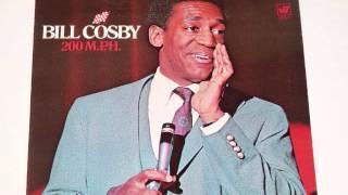BILL COSBY- 200 MPH - Full 1968 vinyl album
