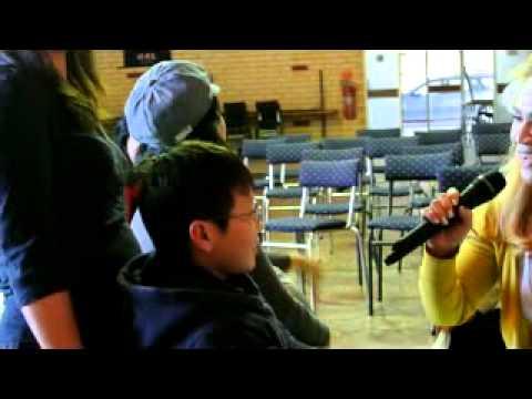 Phỏng vấn bé bị nghẹt mũi bẩm sinh từ nhỏ - Doi Dua Than Ky