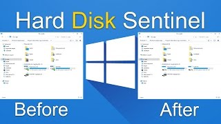 Windows 10 Icon Pack for Hard Disk Sentinel