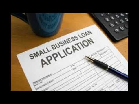 bussiness loan application form