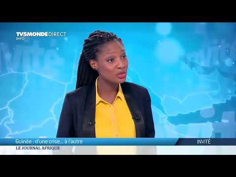 """Guinée - Lansana Kouyaté"""" Il ne reste que la rue ! """""""