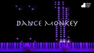 Dance Monkey - advanced piano cover (hard)
