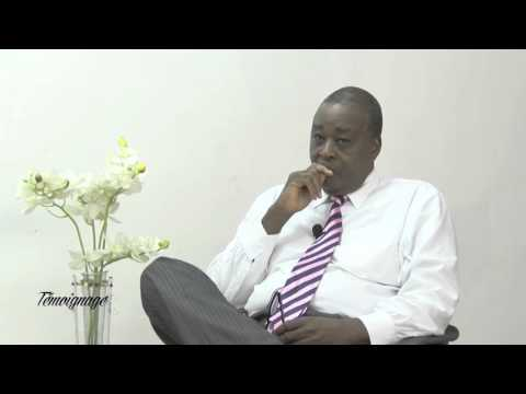 source africa TV TEMOIGNAGE le BISHOP Honoré Jean DAHOUET