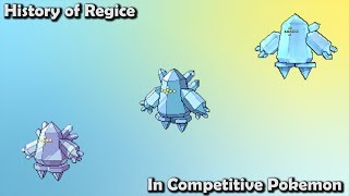 How GOOD was Regice ACTUALLY? - History of Regice in Competitive Pokemon (Gens 3-7)