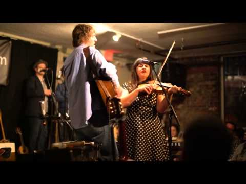 """Sean Staples And Laura Cortese - """"Words Get In The Way"""" [LIVE At Club Passim]"""
