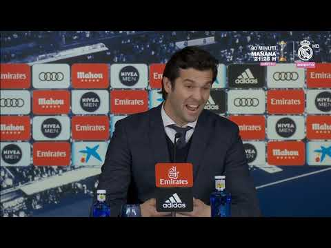 """Real Madrid 0-2 Real Sociedad Rueda de prensa SOLARI: """"El penalti a Vinicius es de libro"""""""
