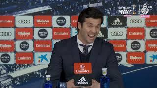 """vuclip Real Madrid 0-2 Real Sociedad Rueda de prensa SOLARI: """"El penalti a Vinicius es de libro"""""""