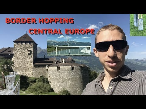 5-Country Day With A Look At Little Liechtenstein And EU Borders