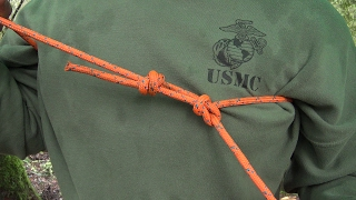 One Handed Bowline