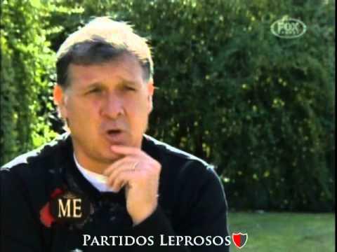 Momentos Eternos   Tata Martino   Newell's Campeon 87-88   PartidosLeprosos.com.ar