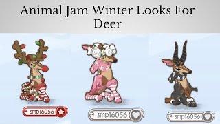 Image of: Play Wild Radiokotha Deer Animal Jam