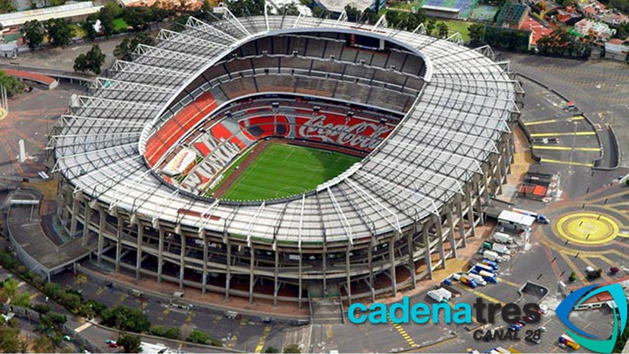 Invitan a visitar y conocer las entra as del estadio for Puerta 1 estadio azteca