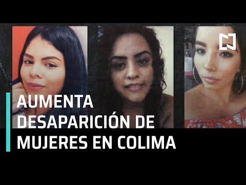 Mujeres desaparecidas en Colima 2020 | Feminicidios en Colima 2020 - En Punto