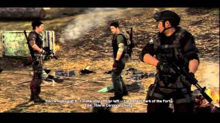 SOCOM 4 Gameplay PS3 HD
