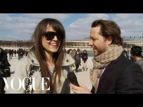 Paris Street Style with Derek Blasbery: The Tuileries and Rue St.-Honoré