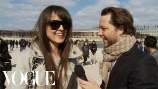 Paris Street Style with Derek Blasbery: The Tuileries and Rue St.-Honoré