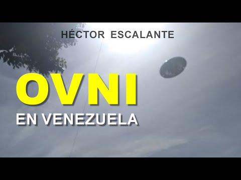 OVNI en Venezuela - Héctor Escalante