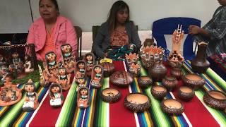 SWAIA 96th Annual Santa Fe Indian Market - Walking Around   Clip 3