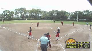 Field 3 Louisiana Patriots vs Georgia Force Elite