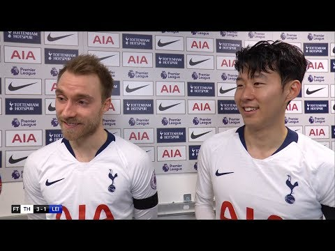 """Everything is possible!"" - Christian Eriksen refuses to rule Spurs out of the title race 