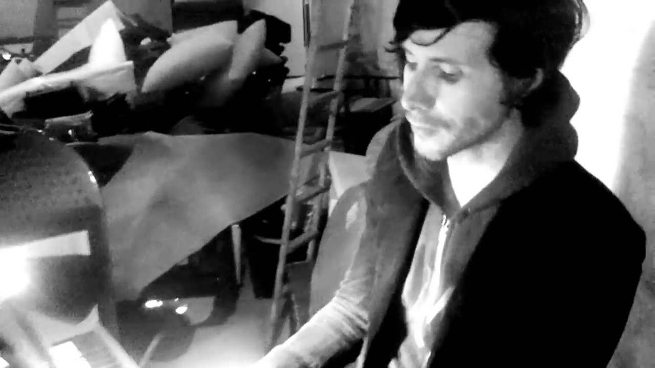 IAMX Video Journal #4 - ''Berlin Studio And Special Guests''