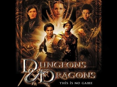 Justin Caine Burnett  Dungeons & Dragons OST