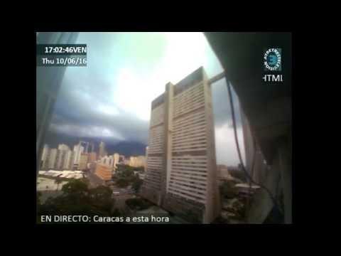 Así pasó el cordonazo de San Francisco por Caracas este 06/10/2016