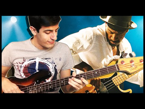 Download Youtube: Marcus Miller Bass Medley