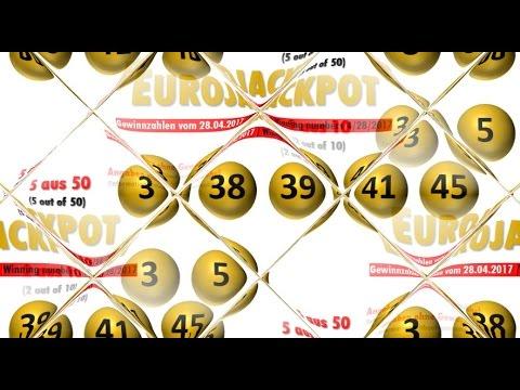 Lotto Gewinnzahlen Eurojackpot