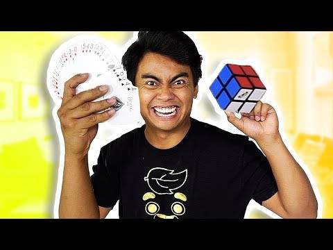Thumbnail: MAGIC TRICKS YOU NEVER KNEW ABOUT!