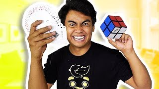 MAGIC TRICKS YOU NEVER KNEW ABOUT!
