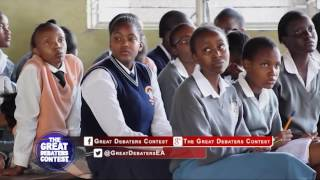 94 GDC 13th Oct 2015 Mary Mount Sec  School vs Coulson Girls Sec  School
